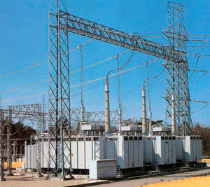 Monitoring of the state of the energy system